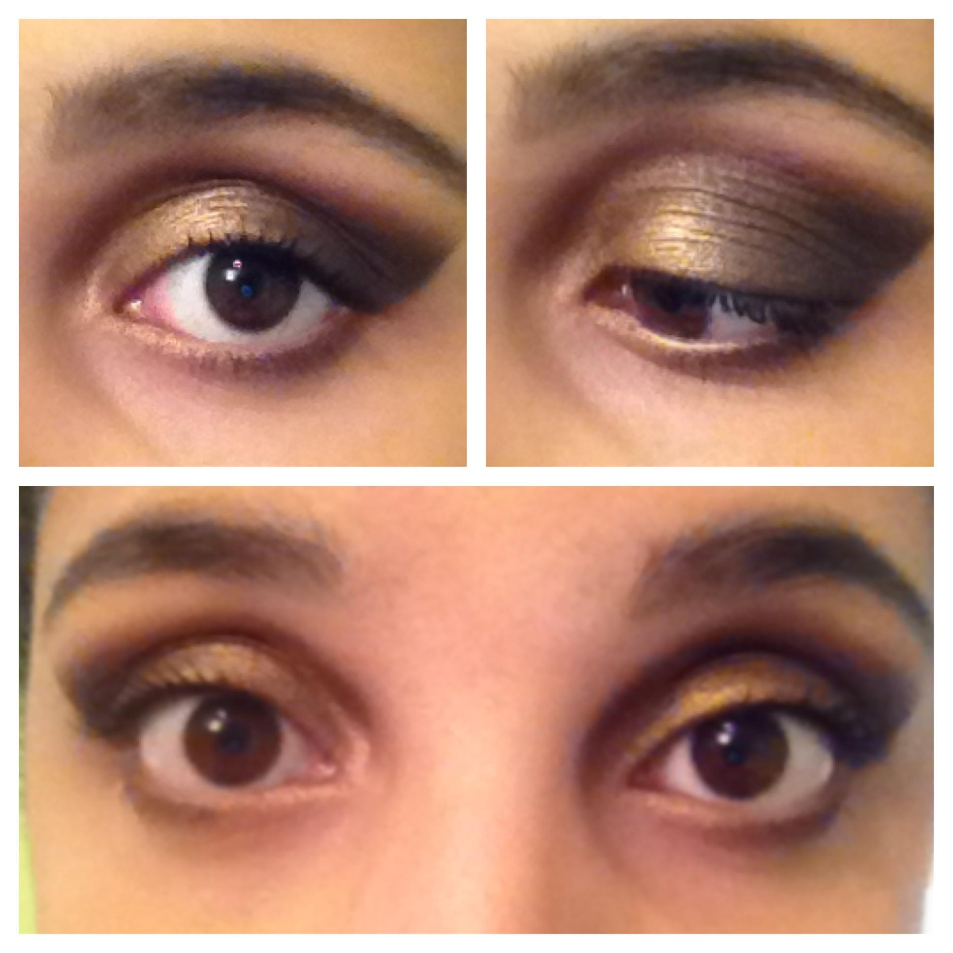 morphe eye makeup looks. dramatic eye look using morphe brushes 35w palette! makeup looks e