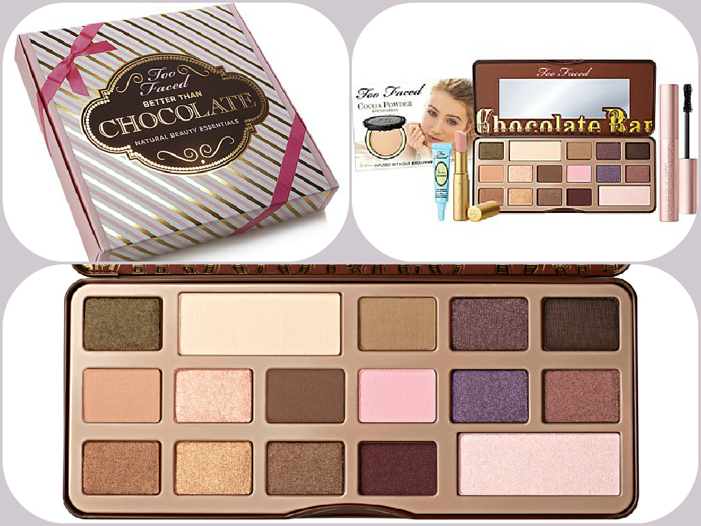 Review and tutorial of too faced chocolate bar palette jack beauty toofacedbetterthan chocolate the set includes too faced chocolate bar baditri Images