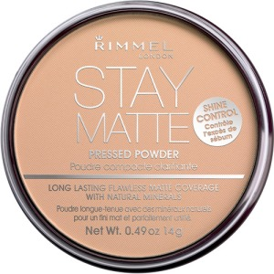 Rimmel Stay Matte Pressed Powder in Translucent